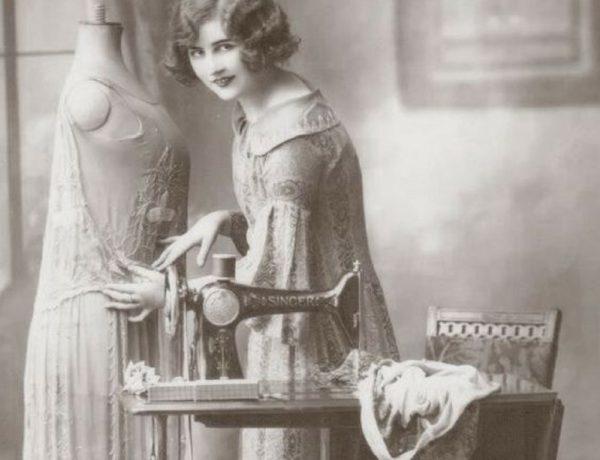 00 - dall haute couture alla macchina per cucire - sara poiese