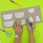 02 - come cucire la giraffa - i pupazzi di sara poiese