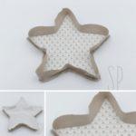 04 – come cucire la stellina imbottita – sara poiese