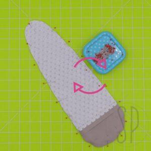 06 - come cucire la giraffa - i pupazzi di sara poiese