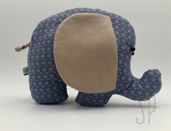 0 - come cucire l elefante country - sara poiese