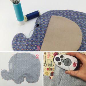 08 - come cucire l elefante country - sara poiese