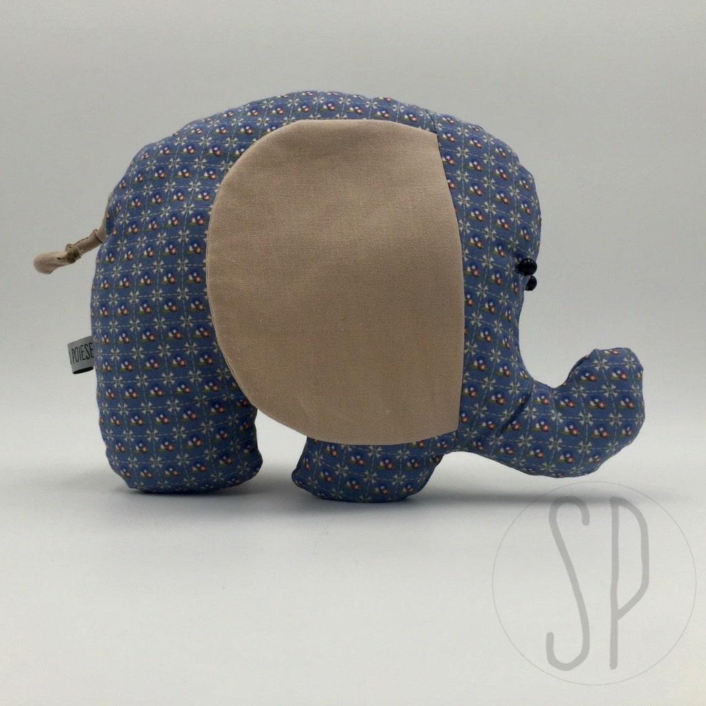 10 - come cucire l elefante country - sara poiese