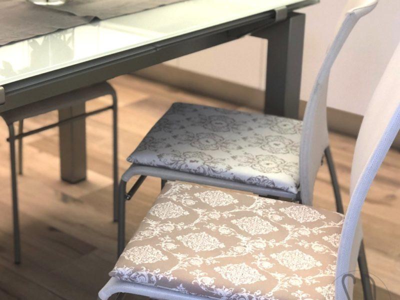 Come Confezionare Un Cuscino Per Sedia.Stunning Cucire Cuscini Sedie Cucina Ideas House Interior