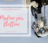 piedino per bottoni per macchina da cucire - con Sara Poiese