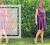 BLOG | abito arricciato in vita | B6450 | tutorial di cucito con Sara Poiese