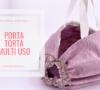 BLOG | porta torta tutorial cucito per principianti | in sartoria con Sara Poiese