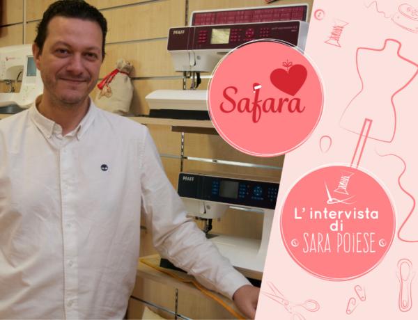 BLOG | intervista di Sara Poiese ad Antonello Safarà