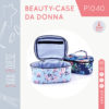 P1040 - cartamodello PDF - beauty case da donna - sara poiese